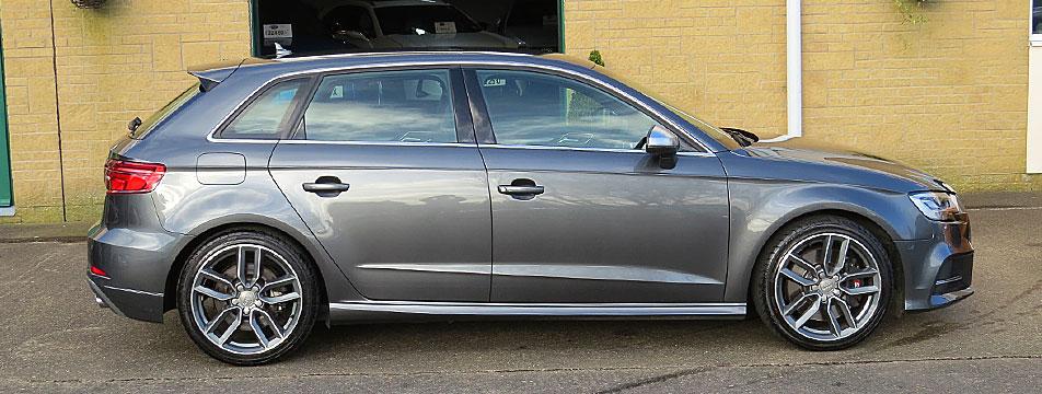 Audi S3 TFSI (310PS) S-Tronic Quattro Sport back
