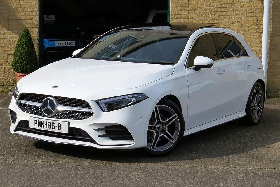 Mercedes A200 7G-Tronic AMG Line Premium Plus Hatchback