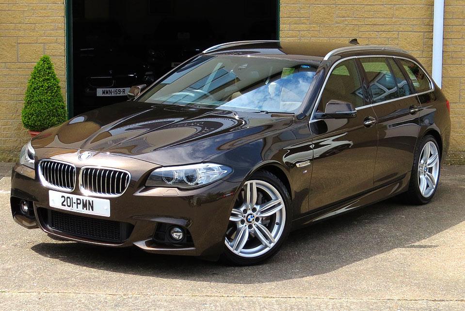 BMW 535D Tiptronic M Sport Touring