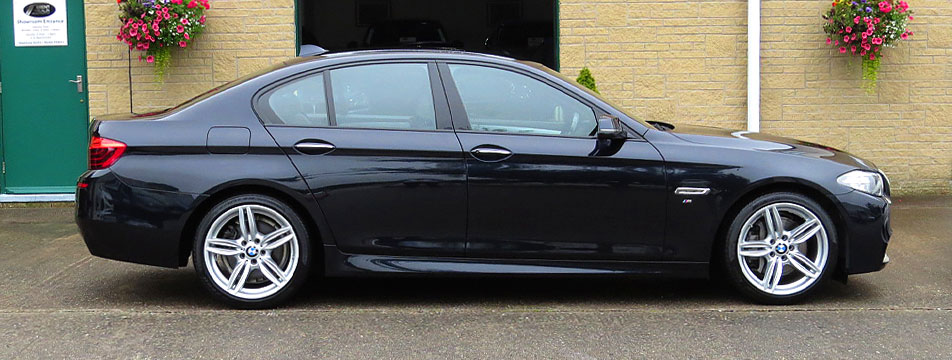 BMW 528i-A M Sport