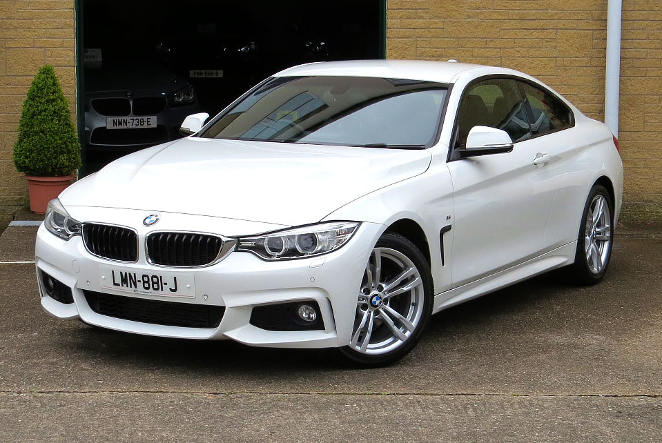 BMW 428i-A M Sport Coupe