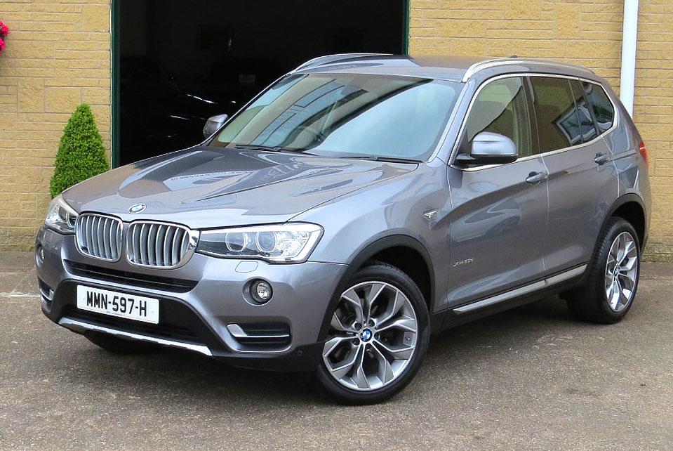 BMW X3 xDrive 2.0TD (190bhp) xLine