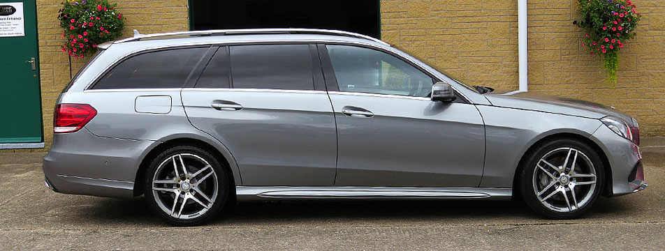 Mercedes E350CDI-A AMG Line Premium Estate