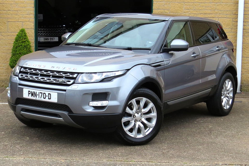 Range Rover Evoque 2.2 SD4-A Pure Tech AWD