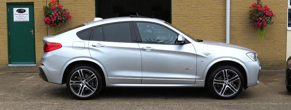 BMW X4 xDrive 2.0TD-A M Sport