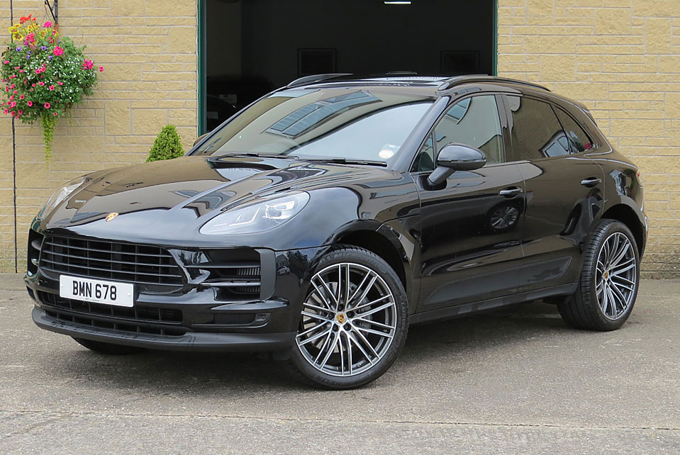 Porsche Macan 3.0 'S' Luxury AWD
