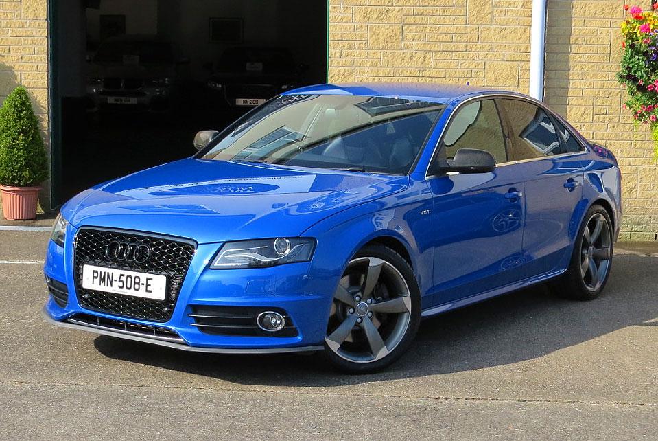 Audi S4 3.0T S-Tronic Quattro