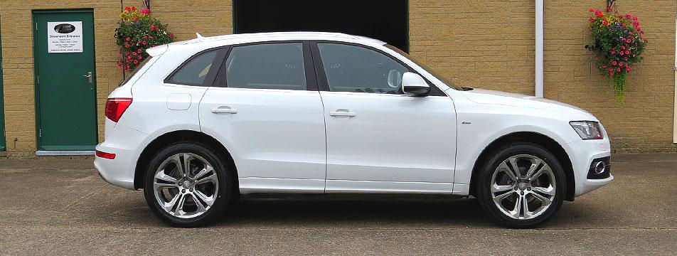 Audi Q5 2.0TDI S-Line Special Edition Quattro