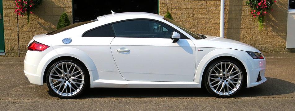 Audi TT 2.0TDi Ultra S-Line Coupe