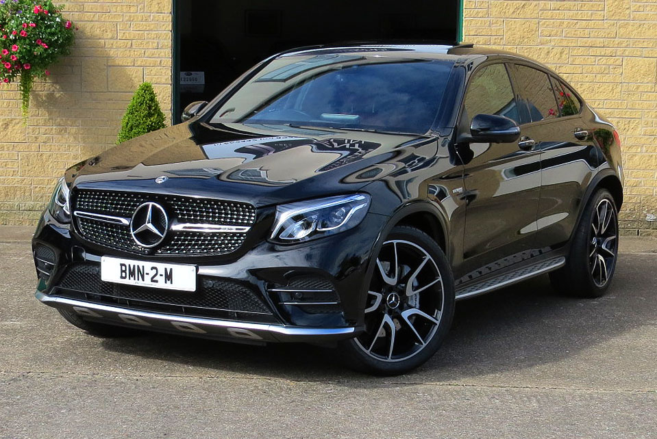 Mercedes AMG 43 GLC Premium Plus 4-Matic
