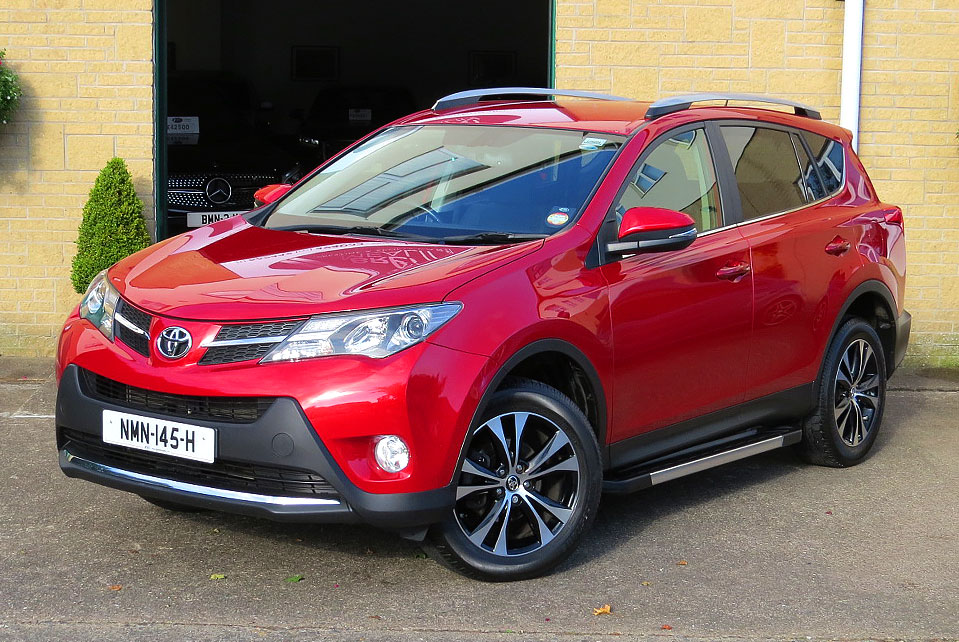 Toyota RAV 4 2.0D -ICON