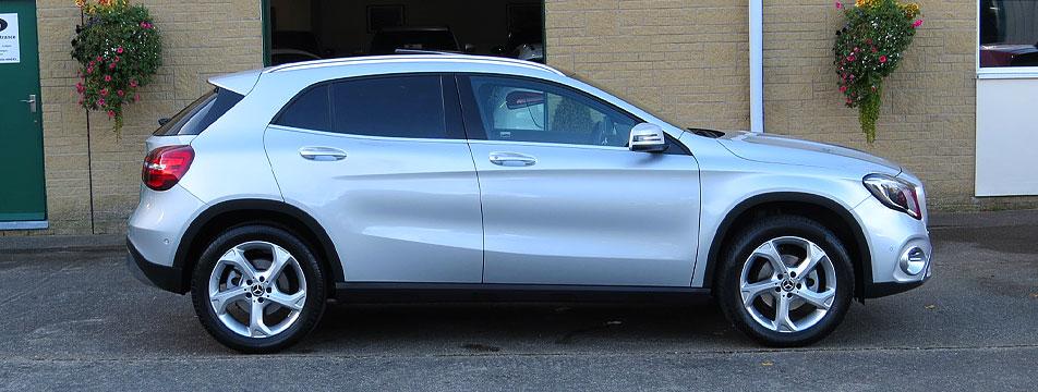 Mercedes GLA200-A Sport Premium Plus 4-Matic
