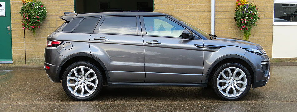 Range Rover Evoque 2.0TD4-A HSE Dynamic Lux AWD