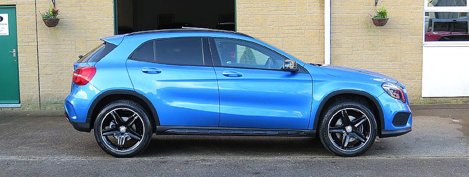 Mercedes GLA220d-AAMG Line Premium Plus 4-Matic