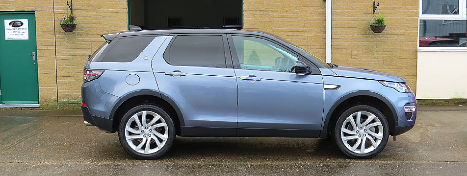 Land Rover Discovery Sport 2.0TD4-A HSE Lux AWD