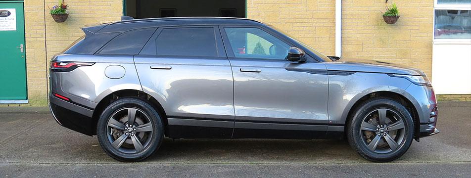 Range Rover Velar D240-A R-Dynamic 'S' AWD