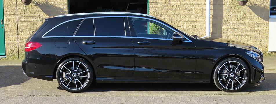 Mercedes C220d-a AMG Line Premium Plus Estate
