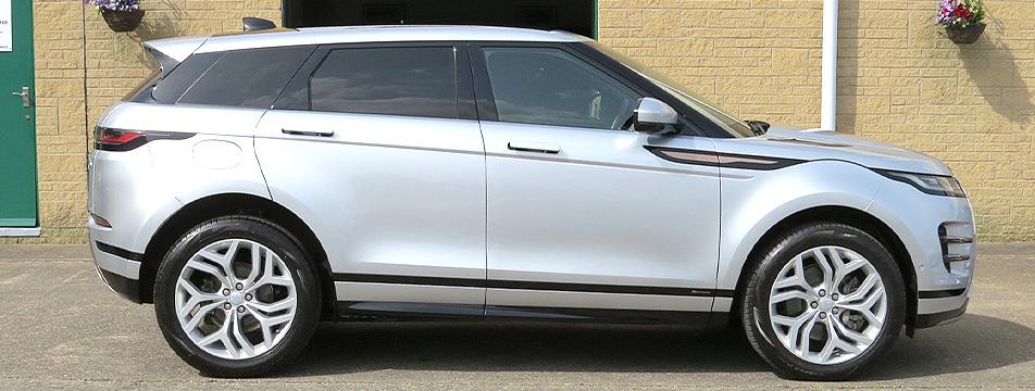Range Rover Evoque D180-A R-Dynamic SE AWD
