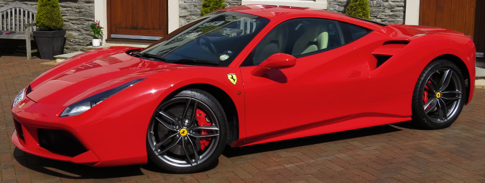 Ferrari 488 GTB 3.9 V8 Auto