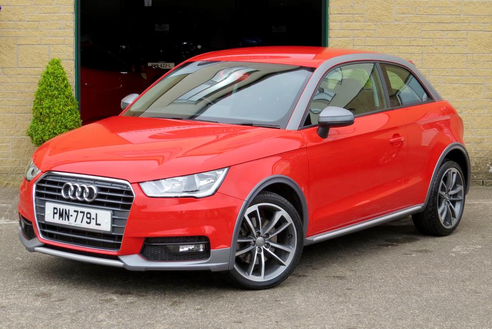 Audi A1 1.4TFSI Sport Style Edition