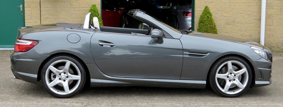 Mercedes SLK200-A AMG Sport Roadster