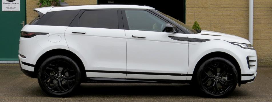 Range Rover Evoque D180-A R-Dynamic 'S' AWD