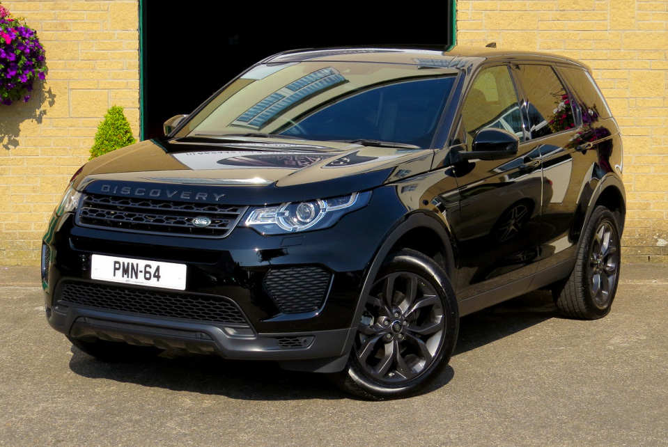 Land Rover Discovery Sport 2.0TD4-A HSE Landmark Edition AWD