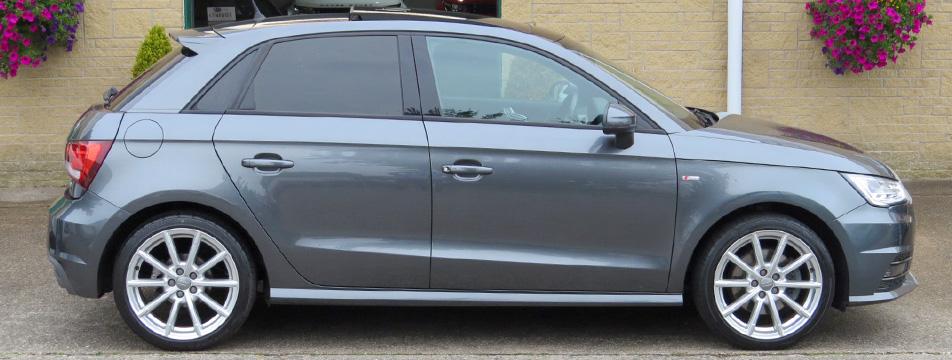 Audi A1 1.6TDi S-Line Sportback
