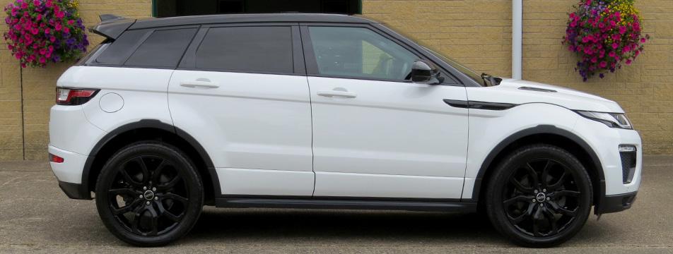 Range Rover Evoque 2.0TD4-A HSE Dynamic AWD
