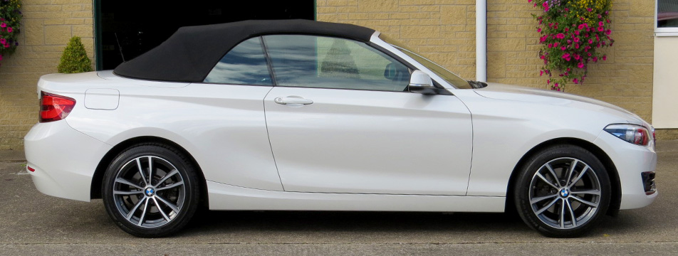 BMW 220i-A Sport Convertible