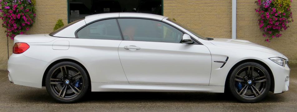 BMW M4 3.0 DCT Convertible