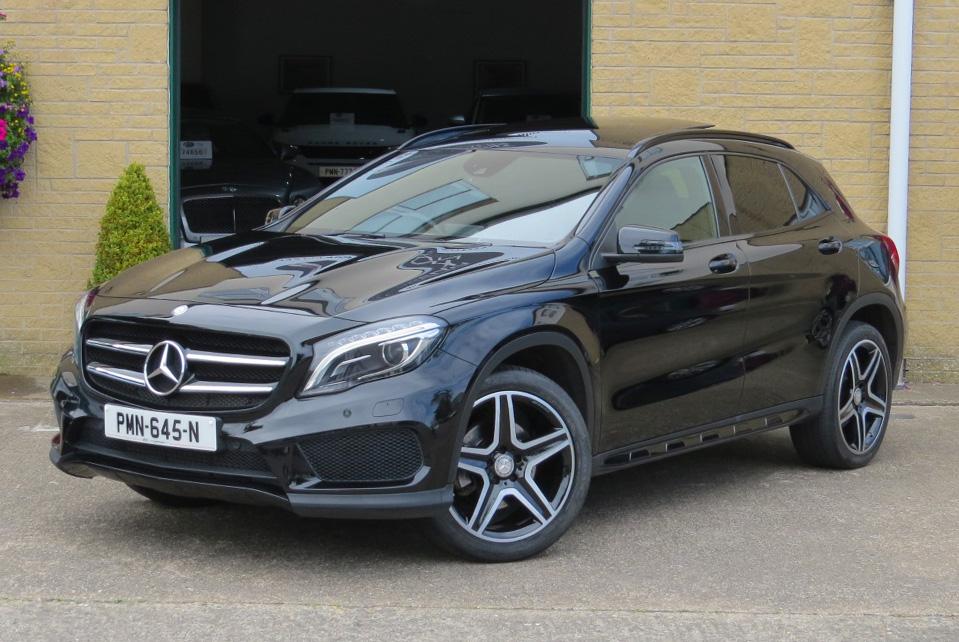 Mercedes GLA220d-A AMG Line Premium  Plus 4-Matic