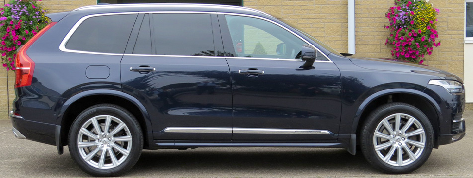 Volvo XC90 D5 Auto'  Power Plus Inscription AWD